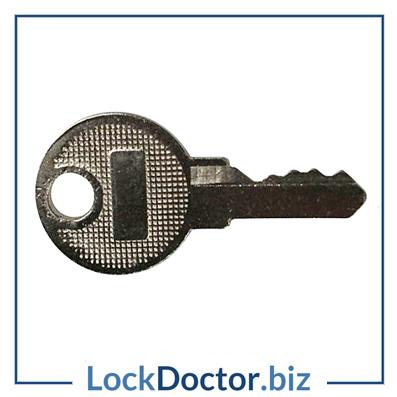 AVOCET Falcon Window Key