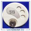 CC Keys for LINK BIOCOTE Lockers