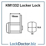 KM1332 Camlock Technical Details