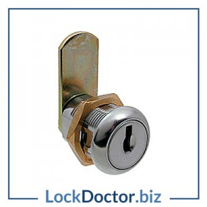 KM1336 20mm M92 mastered camlock for steel lockers from Lockdoctorbiz