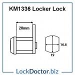 KM1336 Camlock Technical Details