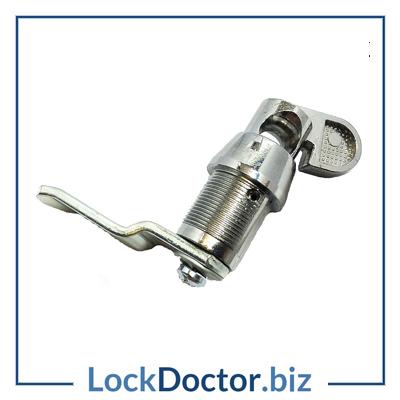 KM4426 20mm pistol grip single ear latchlock for Link Lockers and BIOCOTE steel lockers from Lockdoctorbiz