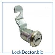 KM66CFGNC 22mm LINK CFG BIOCOTE Locker Lock notched cam from lockdoctorbiz