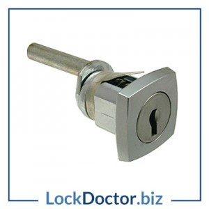 KMB568 Metal Filing Cabinet Lock with 2 keys from lockdoctorbiz