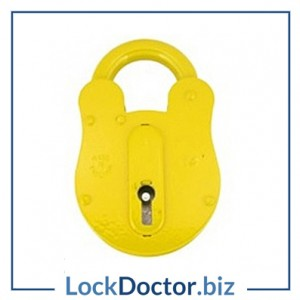KML3769 FIRE BRIGADE FB14 PADLOCK cw 1 key available at Lockdoctorbiz