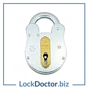 KML4651 FIRE BRIGADE FB11 PADLOCK cw 1 key available from Lockdoctorbiz