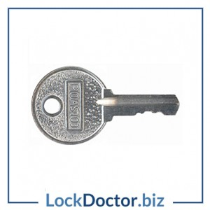 WL013 Cotswold COT2 HD SKS Window Key available next day from lockdoctorbiz