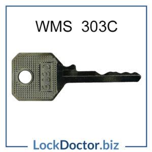 WMS 303C Window Key