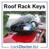 Roof Rack Keys