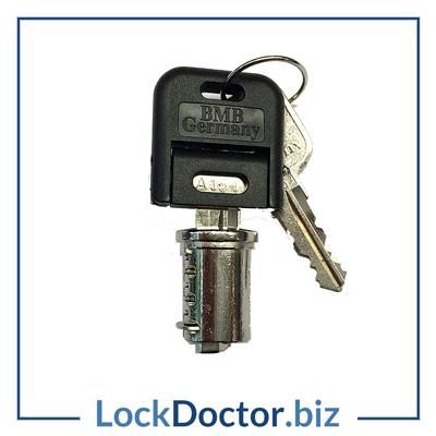 KM1181 Removable Core BMB GERMANY with 2 keys A001-A800 Mastered GMKA