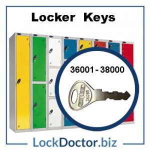 LOCKER KEYS