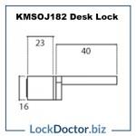 KMSOJ182 Side View Technical Details