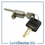 KM30020 BMB Germany Desk Lock (c/w 2 keys)