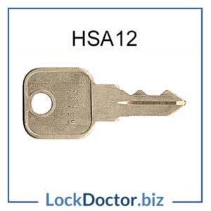 HSA12 MLM Lehmann Master Key