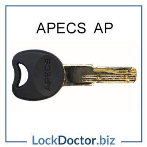 APECS AP Cylinder Key