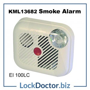KML13682 Smoke Alarm High Sensitivity responds to most fires from lockdoctorbiz