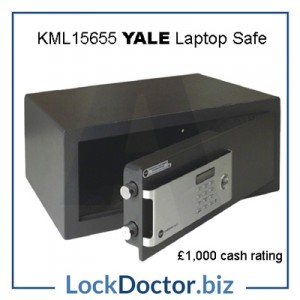 KML15655 YALE LAPTOP SAFE