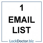 1 EMAIL YOUR LIST