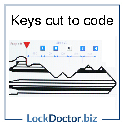 how to cut your own key