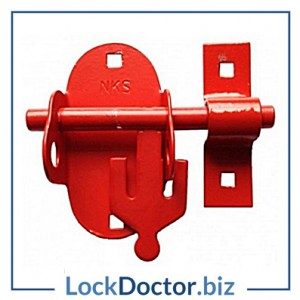 KML24704 MORGAN NKS200 Oval Padbolt To Suit NKS Padlock