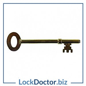 FB1 Mortice Key To Suit FB1 Marsden Fire Brigade Locks