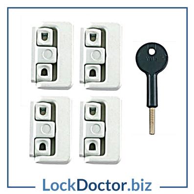KM7794 YALE 8K101 Window Swing Lock