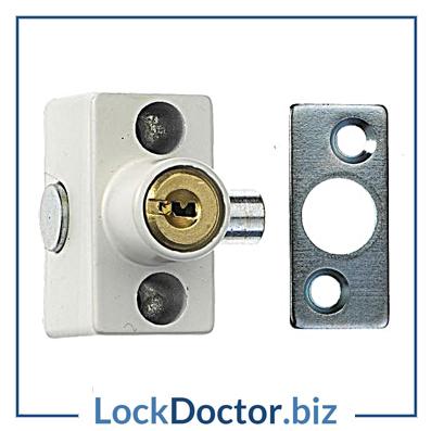 KM804 - ERA 804 Window Bolt Lock
