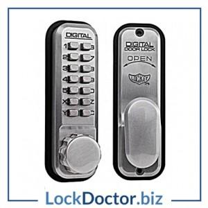 KM9017 - LOCKEY 2430 Series Digital Lock Without Holdback