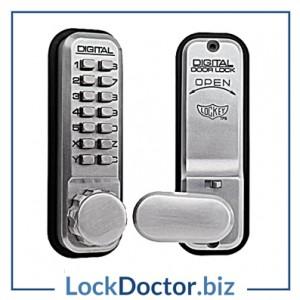 KM9024 - LOCKEY 2435 Series Digital Lock With Holdback