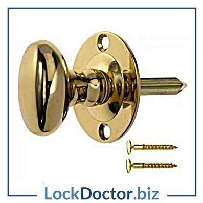 KMAS3423 - Security Bolt Thumbturn