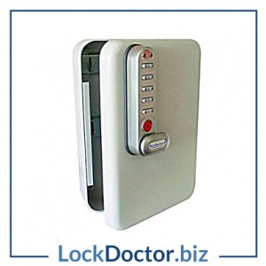 KMAS9965 35 Hook Key Cabinet With Electronic Digital Lock
