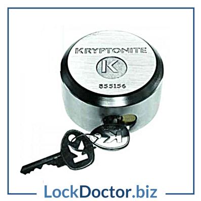 KML14279 KRYPTONITE 855156 Concealed Shackle Padlock