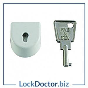 KML14298 - ERA 817 Sash Stopper Locking Attachment To Suit Era 816