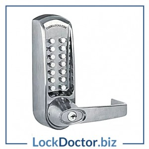 KML17073 - CODELOCKS CL600 Series Digital Lock To Suit Panic Latch