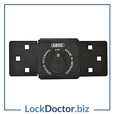 KML19384 ABUS 141 Series Integral Discus Van Lock Hasp & Padlock