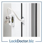 KML21666 - Jackloc Lockable Cable Window Lock