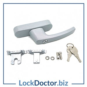 KML21805 - SCHLOSSER Commercial Tilt & Turn Window Handle