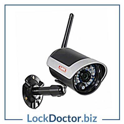 KML21993 ABUS TVAC16010B Plug & Play Outdoor IR Camera (Use with TVAC16000 Kit)