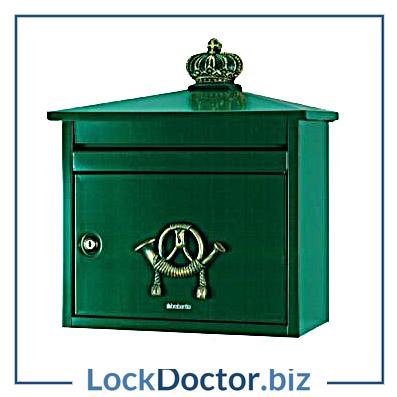 KML24421 BRABANTIA B210 Classic Style Post Box