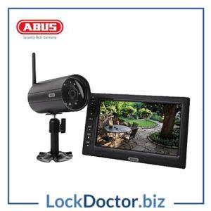 KML24743 ABUS TVAC14000 Easy Home Surveillance CCTV Set