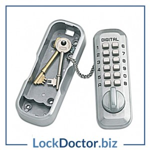 KML25237 LOCKEY LKS500 Digital Key Safe