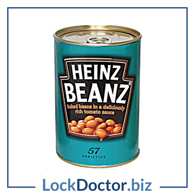 KMSAFECAN1 - Heinz Beans Safe Can1