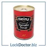 KMSAFECAN3 - Heinz Soup Safe Can