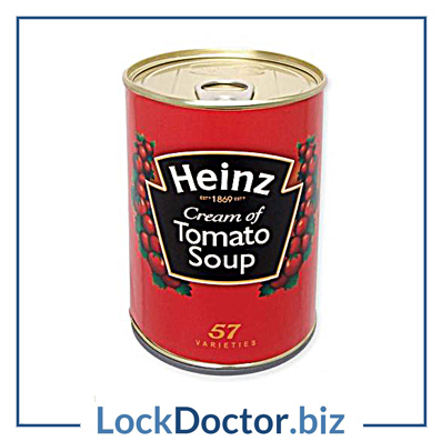 KMSAFECAN3 - Heinz Soup Safe Can