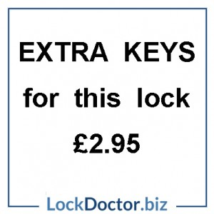 Extra Key for this Lock 2.95