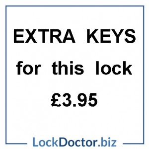 Extra Key for this Lock 3.95