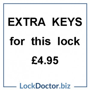 Extra Key for this Lock 495