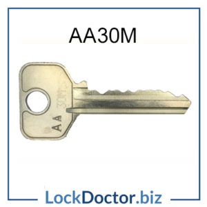 AA30M COIN RETURN MASTER KEY