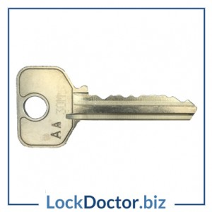 A15201 Lowe & Fletcher Coin Return Master Key