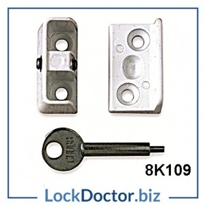 8K109 YALE WINDOW LOCK